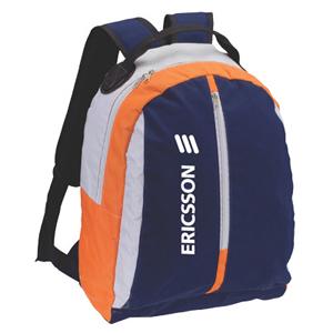 Opção Promocional - Mochila confeccionada em Oxford, com porta notebook e gravação em silk ou bordado. Adquira já uma mochila personalizada de alta qualidade.