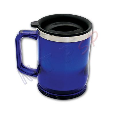 NTP Marketing Promocional - Caneca de metal