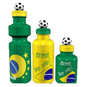 sr-pack - Squeeze capacidade de 300, 500 e 750 ml com bolinha