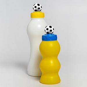 sr-pack - Squeeze Linha Ondas capacidade de 300 e 500 ml com bolinha