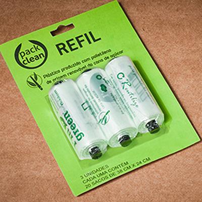 sr-pack - Refil para Packclean