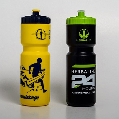 sr-pack - Squeezes plásticos 850ml linha pró