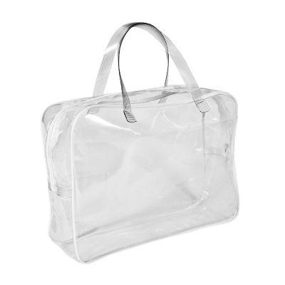 Bolsa em PVC Cristal