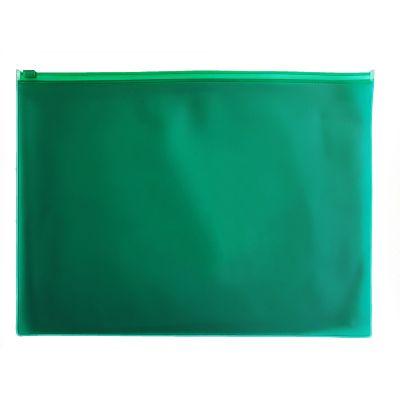 Pasta zip zap em PVC sarja colorido