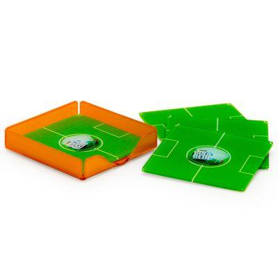 Porta Copos Bola na Rede - Bilateral Promocionais