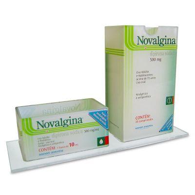 Porta Treco Novalgina - Bilateral Promocionais
