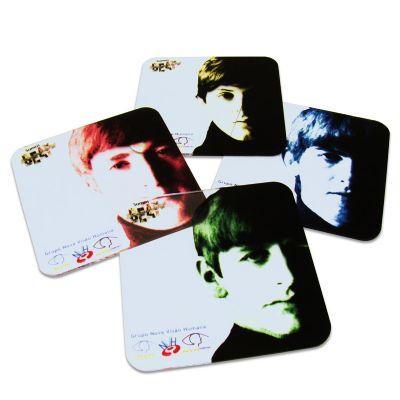 bilateral-promocionais - Porta Copos The Beatles
