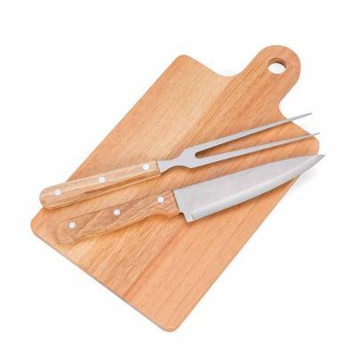 Kit churrasco 3 peças