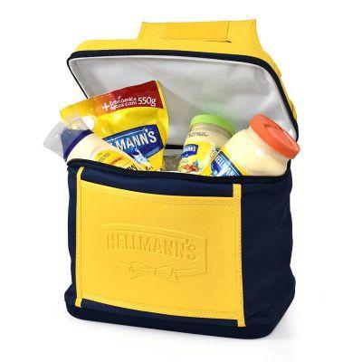 - Bolsa térmica grande que consegue armazenar alimentos frescos e manter bebidas geladas durante viagens, passeios, churrascos, entre outros momentos de...