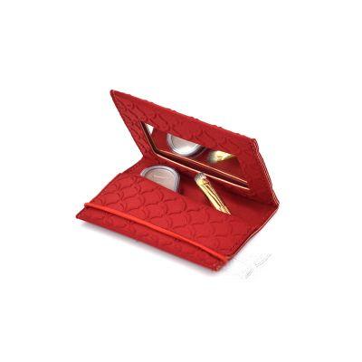 Rampazzo Brindes Especiais - Estojo personalizado com porta-espelho.