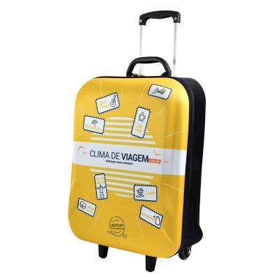 Em um ótimo custo x benefício, esta mala é opção certeira para divulgar e valorizar ainda mais os produtos e serviços da sua empresa. Com produção de...