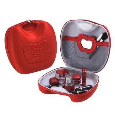 rampazzo-brindes-especiais - Porta objetos com formato de maçã