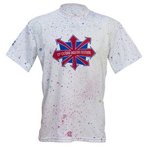 camisetas-promocionais - Camiseta gola careca em malha dryfit ou polisoft e estamparia em sublimação.