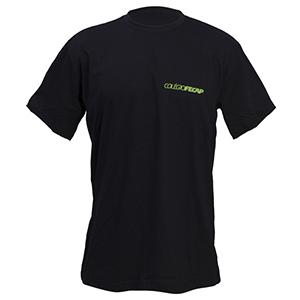 camisetas-promocionais - Camiseta malha cardada / penteada com estamparia em silk.
