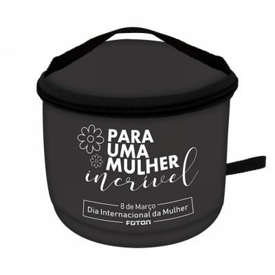 Bolsa Frasqueira Personalizada - 1 - Brinde & Leve