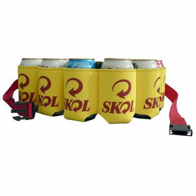 brinde-e-leve - Cartucheira Cinto Porta Lata Personalizado 3 Latas - 1
