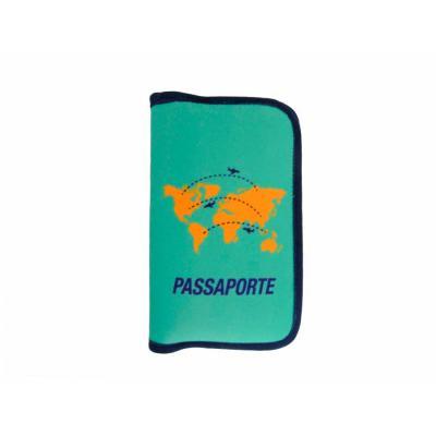 brinde-e-leve - Porta Passaporte Personalizado - 1
