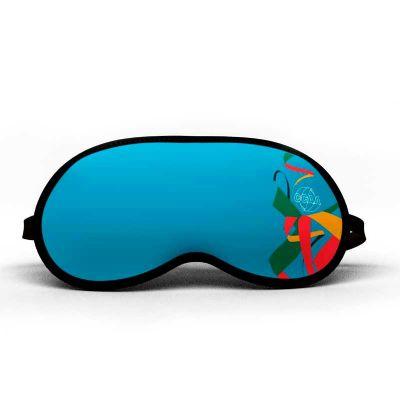 Máscara para dormir personalizada - Brinde & Leve