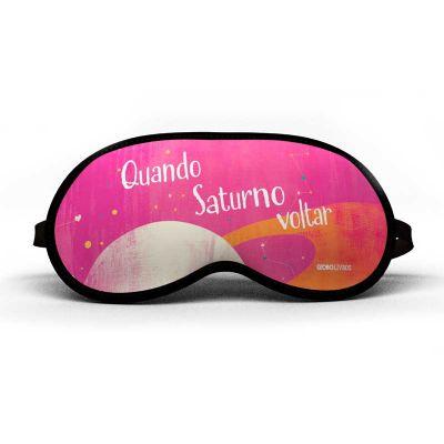 Máscara para dormir personalizada | Tapa olho para dormir - Brinde & Leve