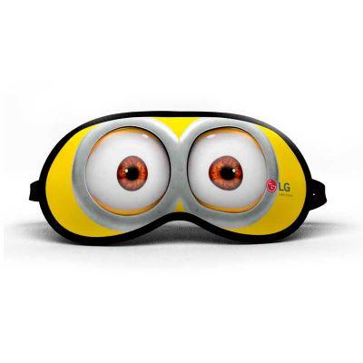 Tapa olho para dormir personalizado - Brinde & Leve