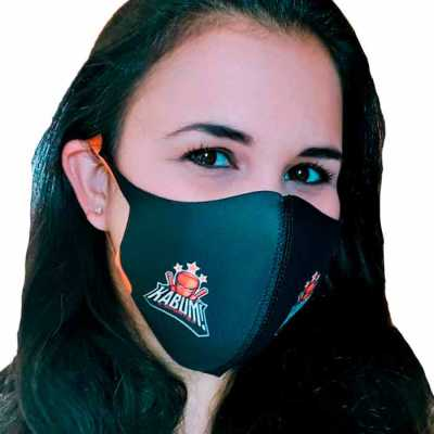 Máscara em Microfibra