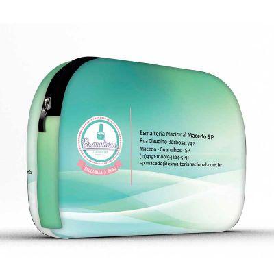 brinde-e-leve - Necessaire personalizada em neoprene