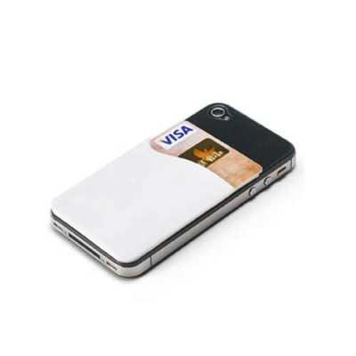 Brinde & Leve - Porta Cartões para Celular PVC