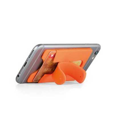 Porta cartões para celular Silicone