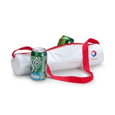 - Porta lata térmico em pvc soldado, cap. 03 latas dim.40x07cm