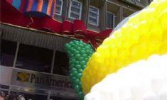 Revoada de balões - Tuca Balões & Cia