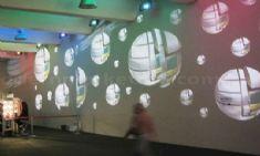 Atrações interativas