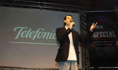 Mestre de cerimônia - Marcel Tonon Comunicação Corporativa