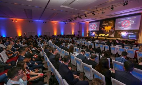 Salas Planejadas - Centro de Convenções Rebouças