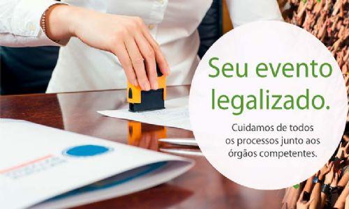 Legalização de eventos - Facilitydoc