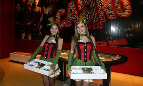 Black Jack, Poker, Roulette pode? Pode sim senhor! Divers�o garantida nos eventos.