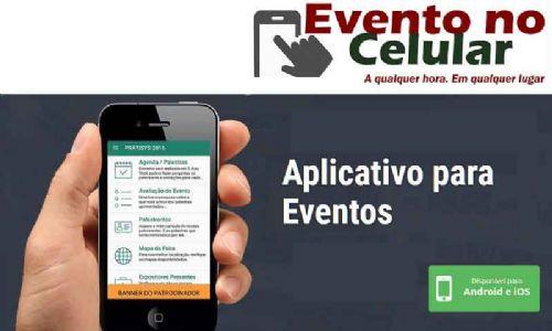 Aplicativo para Eventos