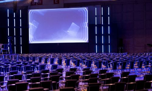 Espaço para eventos - Transamerica Expo Center