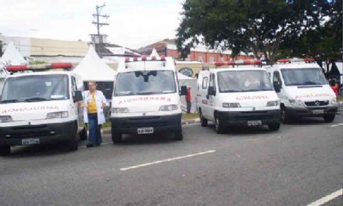 Ambulância - KM Staff