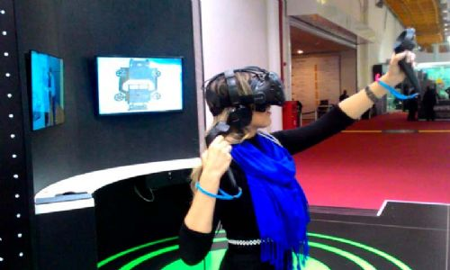 Atrações interativas - VR Extreme