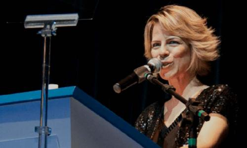 Palestrante - Karin Santos - apresentadora