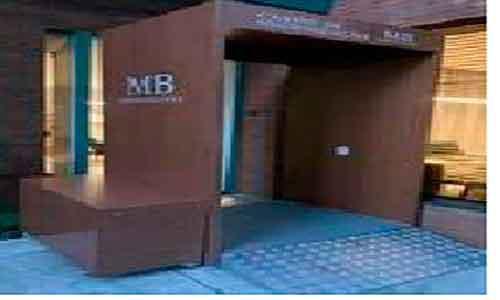 Cabine de Higienização