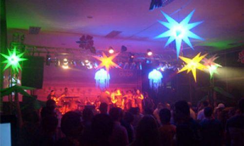 Iluminação - Santa Gang Sonorização Profissional