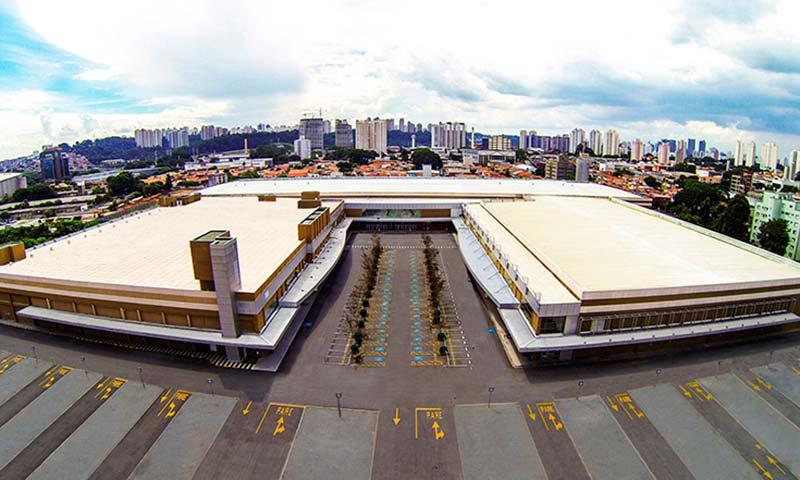 Locais para eventos - Transamerica Expo Center