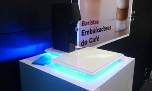 Efeitos especiais e raio laser - Modern Marketing