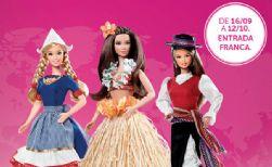 Morya cria campanha para exposição de Barbie no Shopping Metrô Tucuruvi