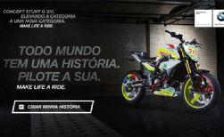 Rapp assina ação digital interativa para a BMW no Salão Duas Rodas