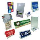 Ideal Screen - Display em Acrilico, PVC, PTG, P.S ou Papelão