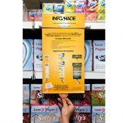 Display de gôndola personalizado: Interage diretamente com o consumidor como um promotor 24 horas. O Infoshade deixa a sua marca em evidência, destaca...