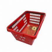 Placa ou adesivo de cesto de supermercado, são peças usadas em Cestos de supermercado, como mídia indoor, para divulgação de produtos e/ou promoções....