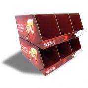 Neo Pack Displays - Display de balcão. Material para ponto de venda. Impressão Off-set. Display de balcão duas alturas. Possibilidade de projeto em diversos tamanhos, for...